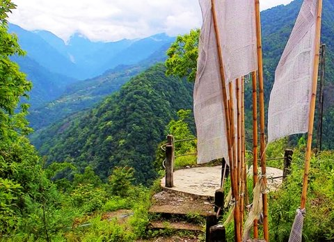 Singhik, offbeat destination in Sikkim