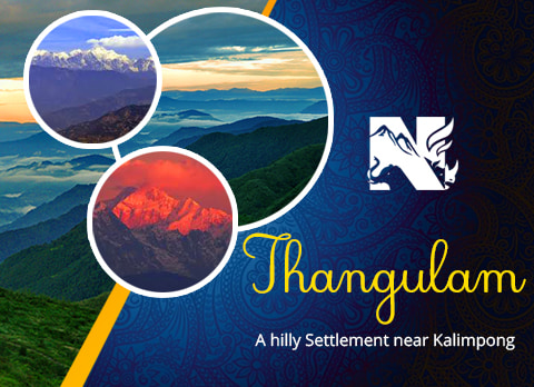 Thangulam, offbeat destination in Kalimpong