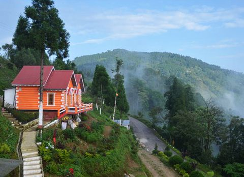 Tinchuley ,offbeat destination in Darjeeling