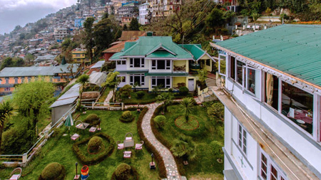 10% Discount on Darjeeling Hotel Booking from North Bengal Tourism