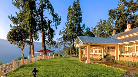 Flat 10% OFF on Darjeeling Hotels through-out the Year