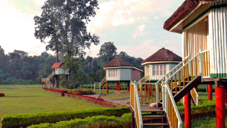 Online Booking Government Forest Resorts