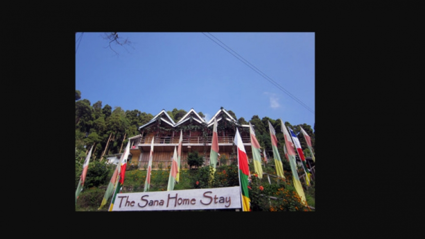 The Sana Home Stay