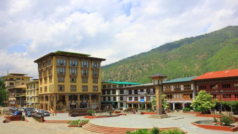 Thimphu Tower