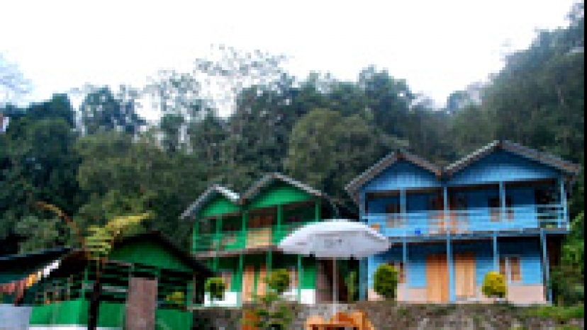 RISHI river retreat