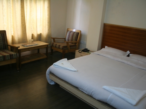 Super Deluxe Double Bed Room  Non-AC Room