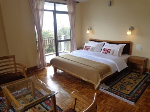Book Non-AC EXECUTIVE ROOMS at Pine Haven Resorts, Darjeeling