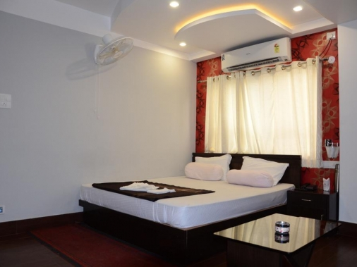 Book AC Sundaram Club double Occupancy at hotel sundaram palace , Siliguri