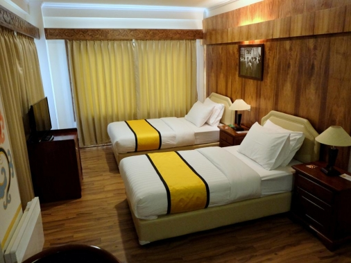 Book Non-AC Deluxe Room at Hotel Norbuling, Bhutan