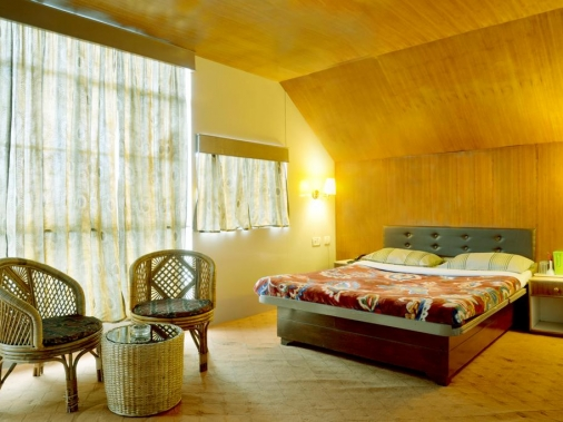 Book Non-AC ATTIC ROOM at Bamboo Grove Retreat, Sikkim