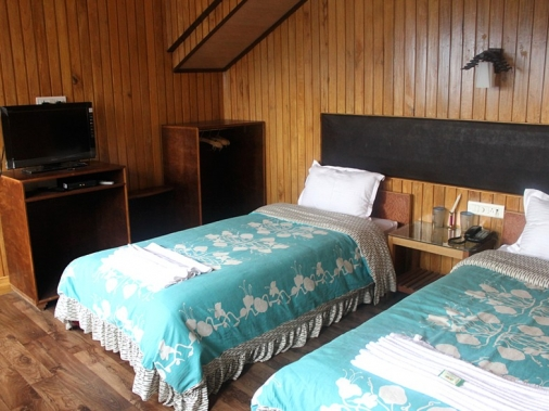 Book Non-AC  Cottage Deluxe at Mandarin Village Resort, Sikkim