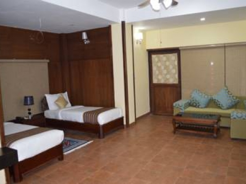 Executive Suite AC Room