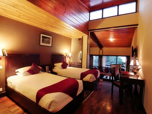 Book Non-AC Deluxe at Heritage Denzong Regency, Sikkim