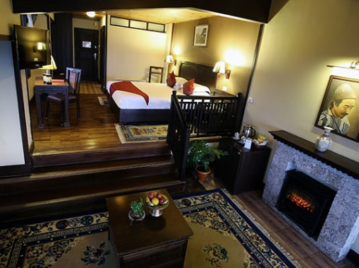 Book Non-AC Regency Suite at Heritage Denzong Regency, Sikkim