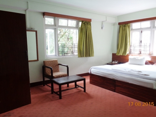 DELUXE ROOM(Twin / Double Bedded) Non-AC Room