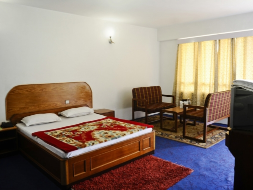 Book Non-AC Standard at Hotel Asian Heights, Sikkim