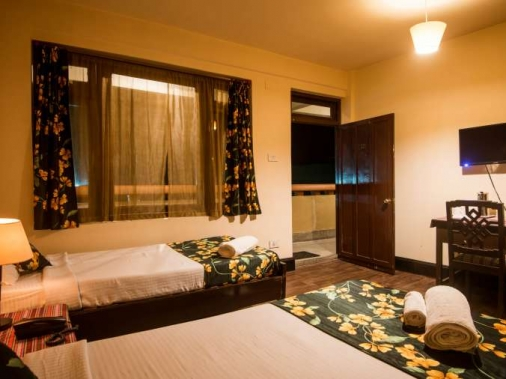 Book Non-AC Deluxe Room at Sonam Palgye, Sikkim