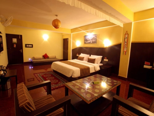 Book Non-AC Super Deluxe Room at Greendale Residence, Sikkim