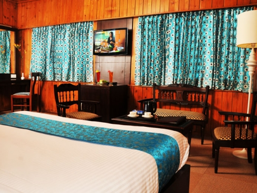 Book Non-AC Heritage Crown at Hotel Mount Siniolchu, Sikkim