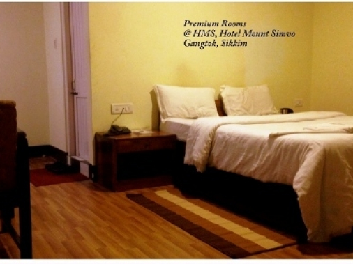 PREMIUM ROOM(Double Bedded)  Non-AC Room