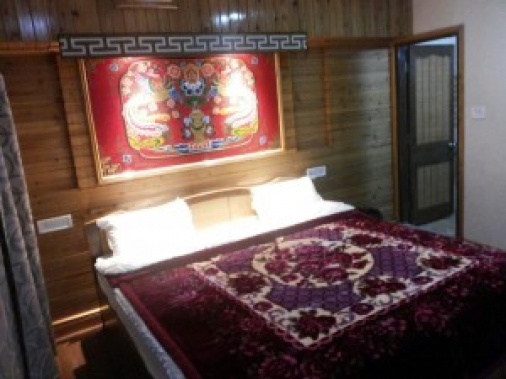 Deluxe Double Bedrooms Non-AC Room