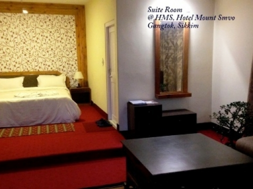 SUITE ROOM(Double Bedded) Non-AC Room