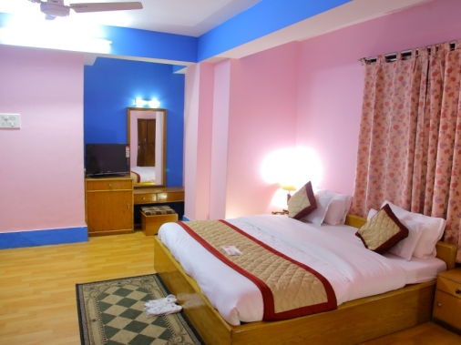 Book AC  Deluxe Rooms at Hotel Sagorika, Sikkim