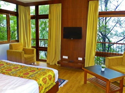 Book Non-AC Premium Rooms  at The Golden Crest, Sikkim