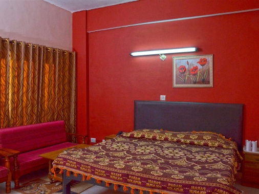 Book Non-AC Family Room (Four Bed)  at HOTEL SHIKHAR, Darjeeling