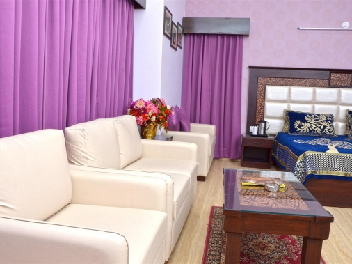 Book Non-AC Presidential (Double Bed)  at HOTEL SHIKHAR, Darjeeling