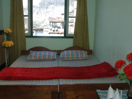 Book Non-AC DOUBLE BED at Kanchanjungha Residency, Sikkim