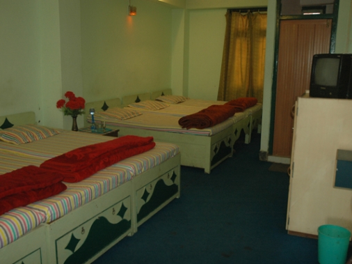 Book Non-AC SIX BED at Kanchanjungha Residency, Sikkim