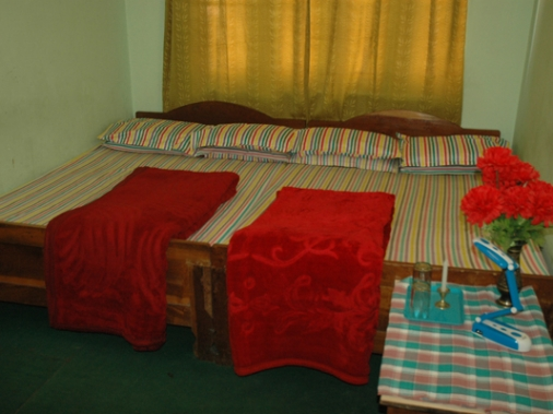 FOUR BED Non-AC Room