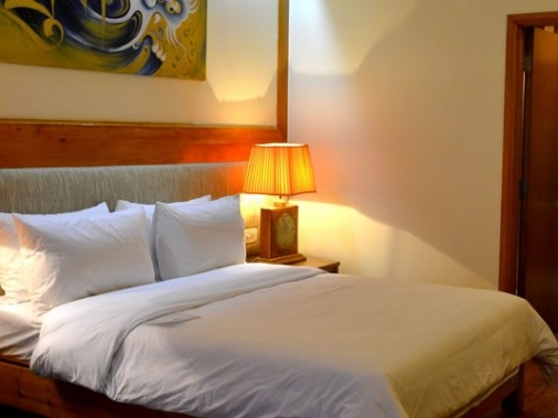 Book AC Deluxe Double Bed Room at Drukies Hotel, Bhutan
