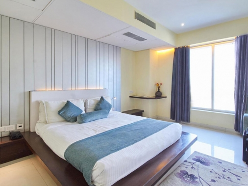 Deluxe Double Occupancy AC Room