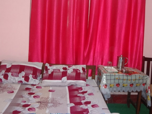Book Non-AC Double Bed Standard Room at Hotel Birdies Nest, Darjeeling