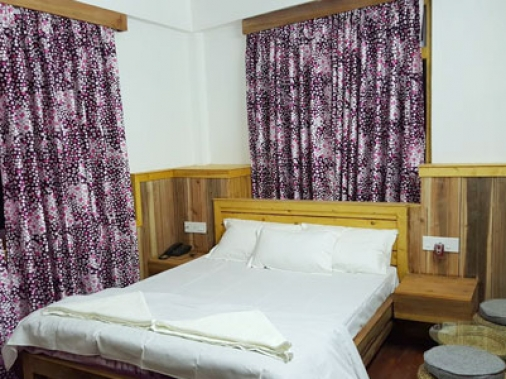 Book Non-AC Super Deluxe  at Pelling Residency, Sikkim