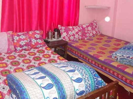 Book Non-AC Four Bed Standard Room at Hotel Birdies Nest, Darjeeling