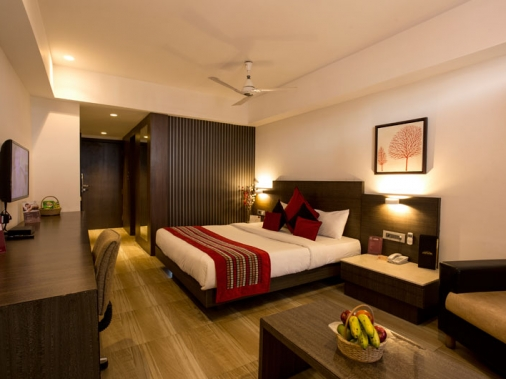 Book AC Deluxe Rooms at Mount Milestone Hotel and Banquets, Siliguri