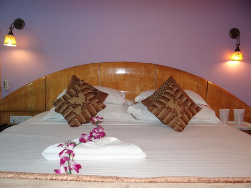 Book AC FAMILY ROOM at Hotel Tourist Inn, Siliguri