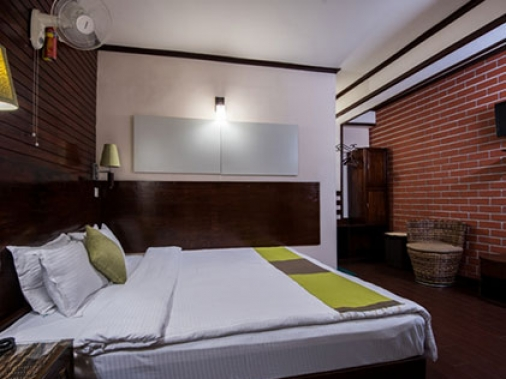 Book Non-AC Deluxe Rooms (Double Bed ) at The Nettle and Fern Hotel, Sikkim