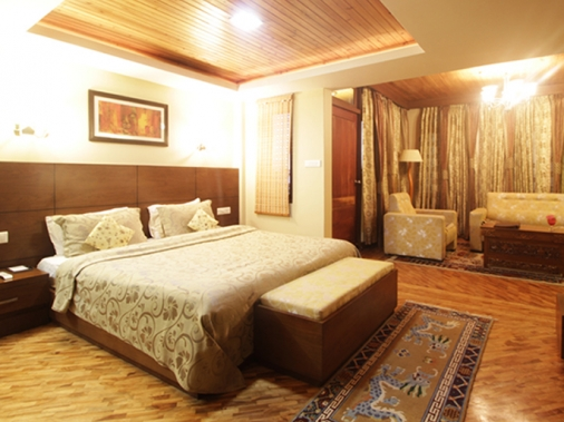Book Non-AC Heritage Plaza at Hotel Mount Siniolchu, Sikkim