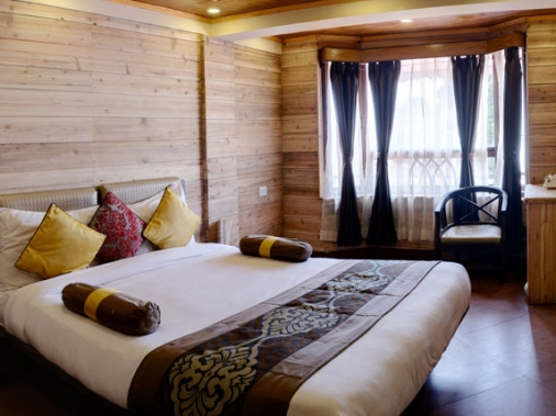 Book Non-AC Deluxe Room DOUBLE at Summit Grace Hotel and Spa, Darjeeling