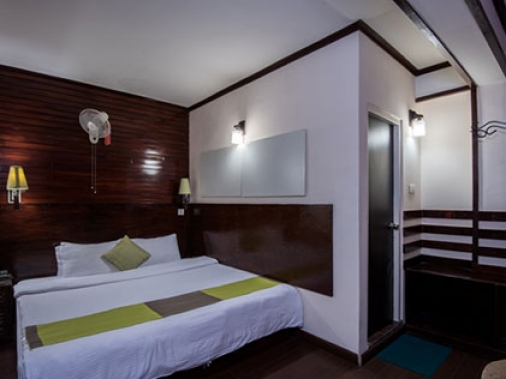 Book Non-AC Valley View Deluxe Rooms (Double Bed) at The Nettle and Fern Hotel, Sikkim