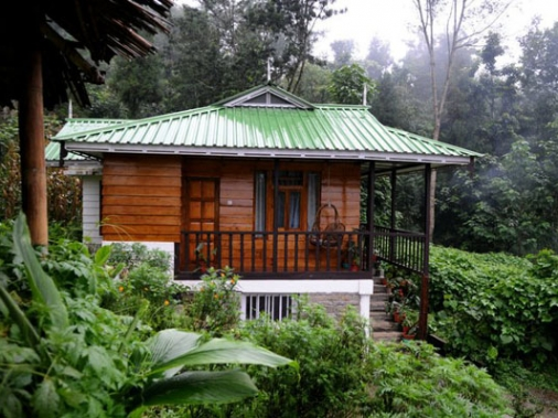 Book Non-AC Family cottage Mambru at Bon Farmhouse, Sikkim