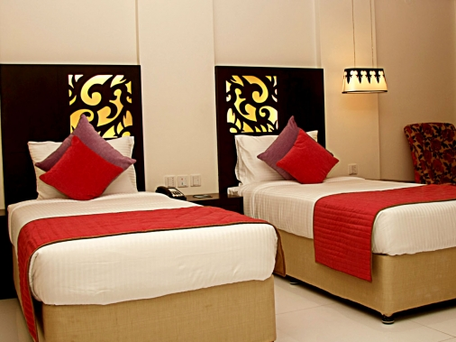 Executive Double Occupancy (INR) AC Room