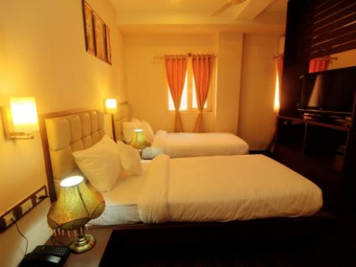 Luxury Room Double with CP AC Room
