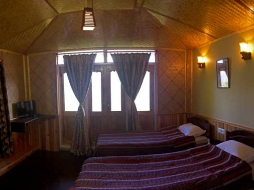 Log house suite Non-AC Room