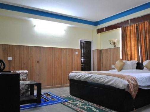 Book Non-AC Suite at Hotel Park Palace , Sikkim