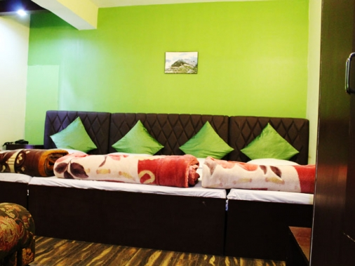 Book Non-AC Family Room at Hotel Misty Oak, Sikkim